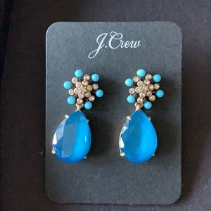 J.crew beautiful statement earrings